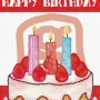 ♪お誕生日盛り沢山♪