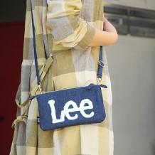 【Lee】Lee ウォレットポシェット