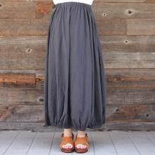 【inthegroove,カットソーバルーンロングスカート】