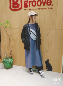 【inthegroove,北砂店④】