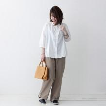 【inthegroove,】アソートギャザーシャツ
