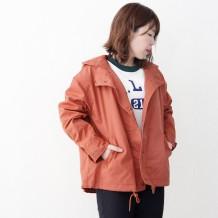 【inthegroove,】ツイルラグランフードジャケット