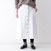 【inthegroove,】コーデュロイ前開きスカート