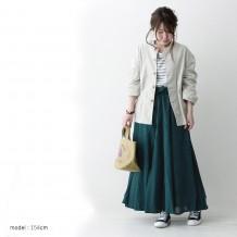 【inthegroove,】サーキュラースカート